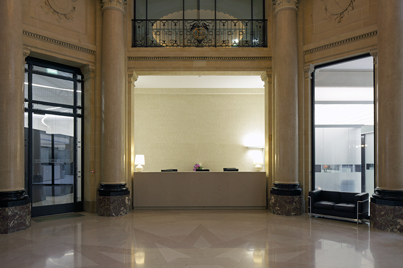 agence bancaire et bureaux cr dit du nord paris x. Black Bedroom Furniture Sets. Home Design Ideas
