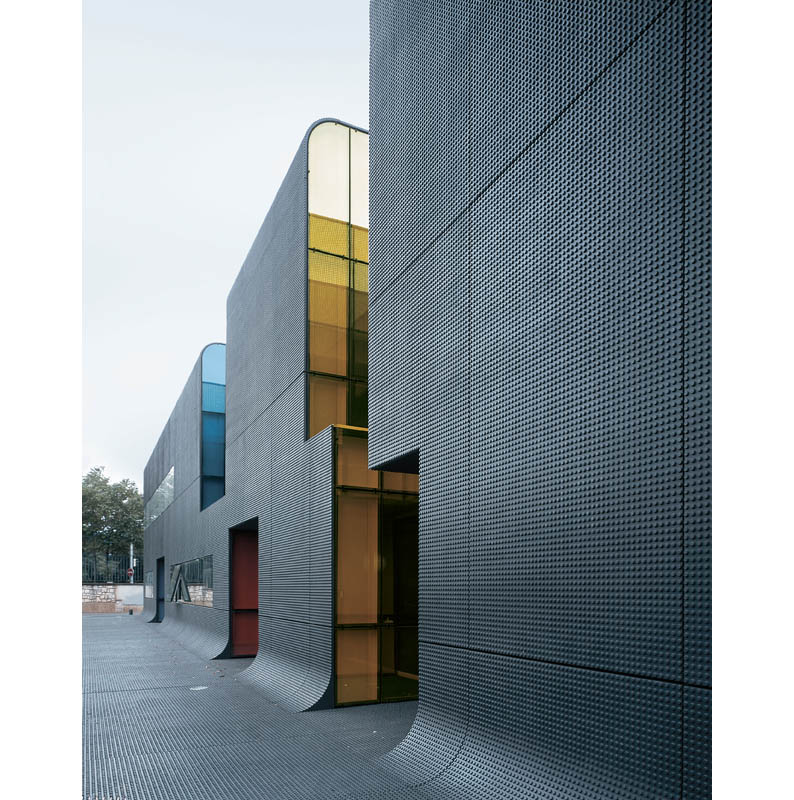 Precast Concrete Wall Panels Attachment : Blanc