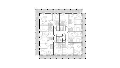 10 appartement 100