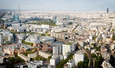 03 Issy Gd Paris - vue ciel