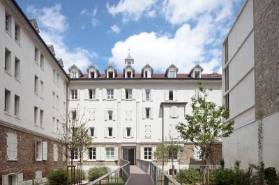 16 Saxe résidence
