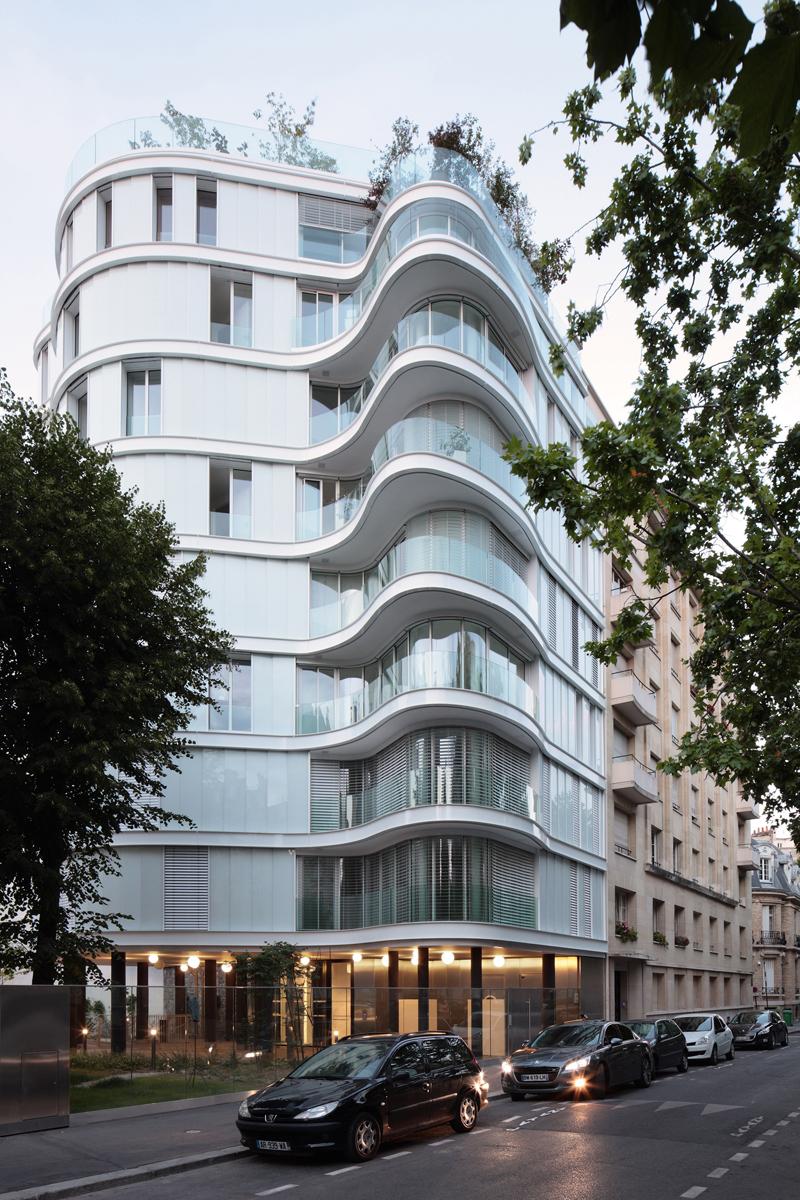 Logements avenue de saxe paris vii for Atypic immo